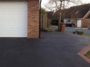 Tarmacadam driveways installed throughout Cambridgeshire Cambs Paving