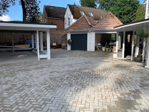 block paving driveway specialist Cambridge Cambs Paving