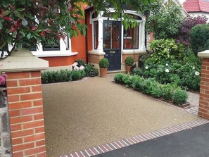 Resin driveways Cambs Paving throughout Cambridgeshire